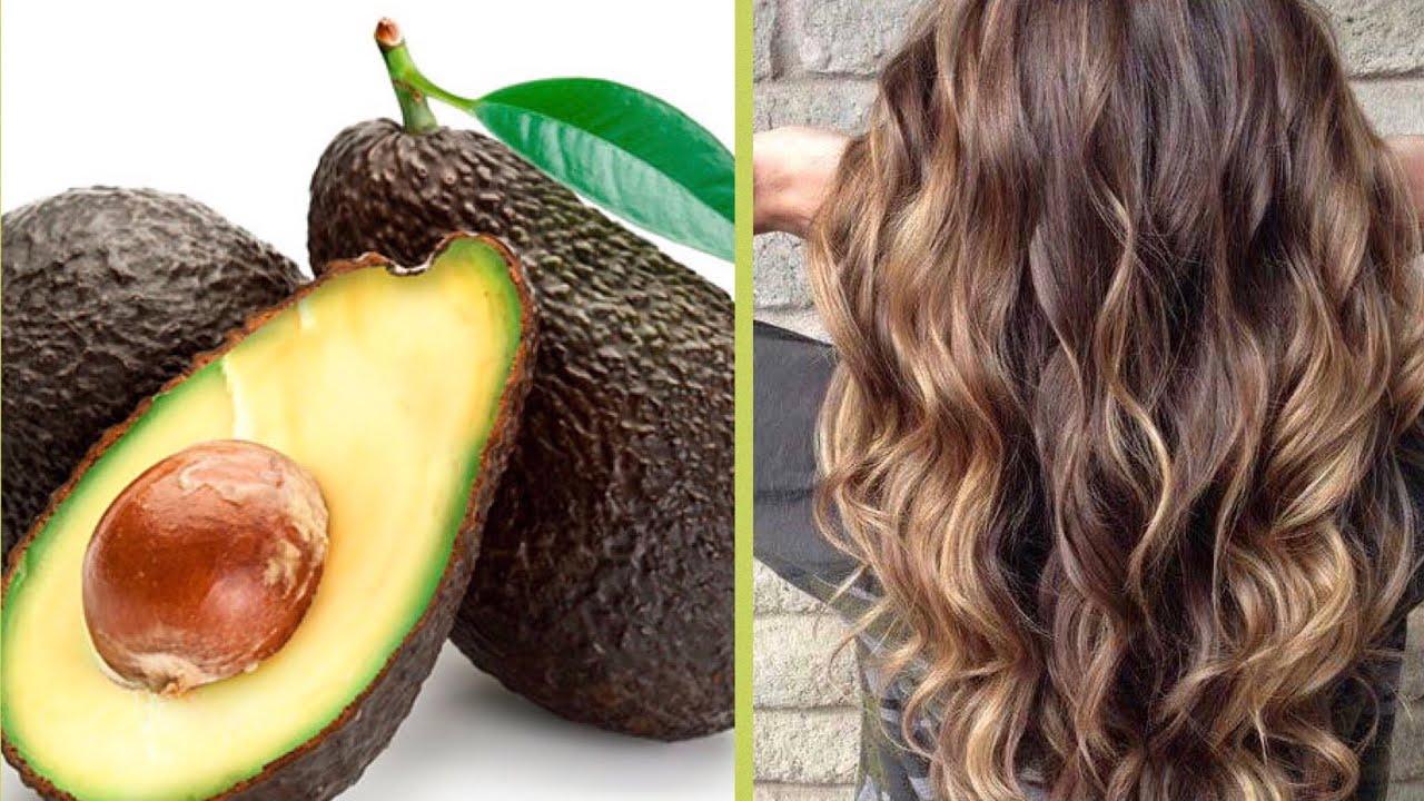 Beneficio del aceite de aguacate en el cabello