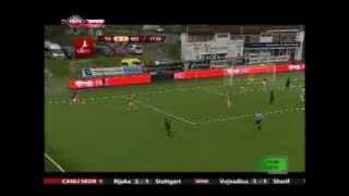 Tromsö 2- 1 Beşiktaş 22.08.2013 Uefa Avrupa Ligi