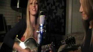 Car Wash Blues Jim Croce cover Twin sisters Kristi Starr and Kappa Danielson