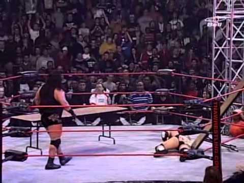 TNA Destination X 2008 - James Storm vs Rhino - Elevation X Match