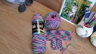 Пряжа Yak wool от Color City. Обзор/отзыв.
