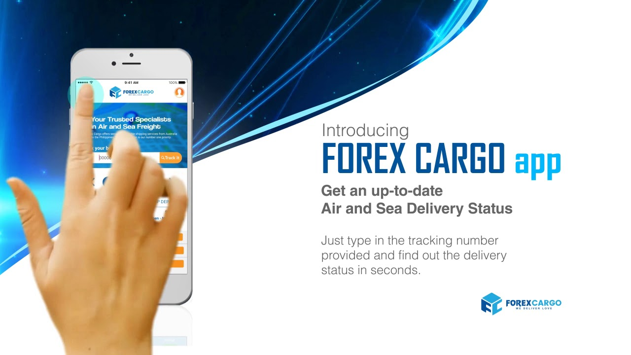 Forex Cargo Balikbayan Box Tracking - Comments