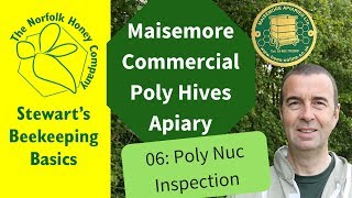 Inspection of a Swarm in the Poly Nuc