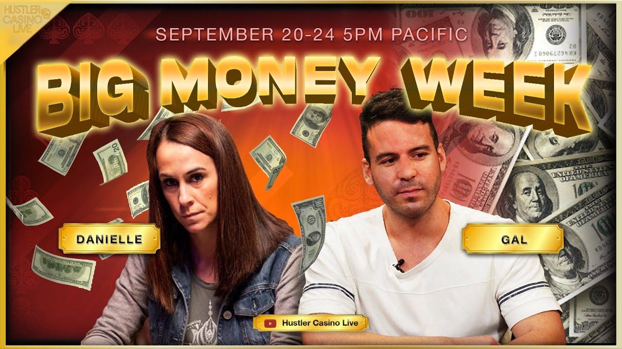 Download BIG MONEY WEEK! $25/50/100 NL w/ Gal, Danielle Andersen, Reza - Commentary by David Tuchman