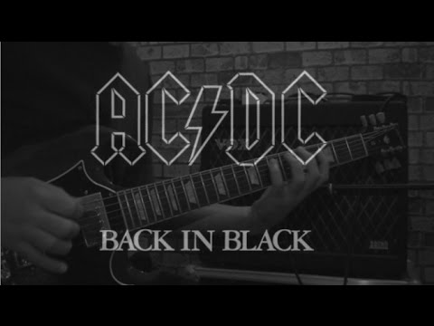 Guitar guitar tabs back in black : Back In Black - AC/DC Cover | With TAB (Guitar Pro & PDF) - YouTube