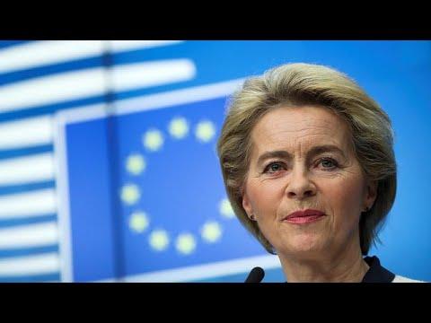 رئيسة المفوضية الأوروبية تريد علاقة جديدة مع بريطانيا سمتها أكثر ما يمكن من التقارب…  - نشر قبل 13 ساعة
