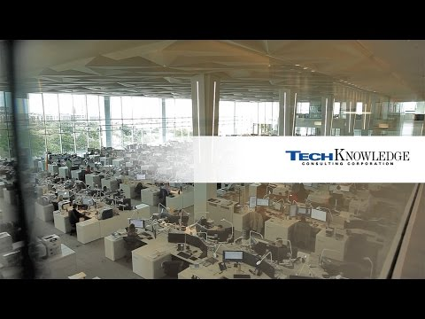 Technology for Vitol's trading floor in Houston