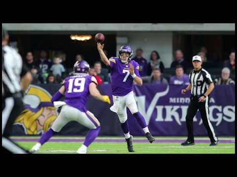 New Orleans Saints at Minnesota Vikings  2018 NFL Playoffs Betting Odds Pick & Preview