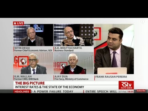 The Big Picture - Interest rates & the State of the Economy