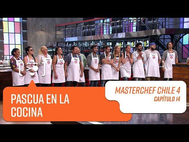 Capítulo 14 | MasterChef Chile | Temporada 4