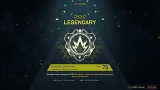 "Anthem - Vanity Javelin Armor & More ""legendarylootz"" with Sitarow and Friends"