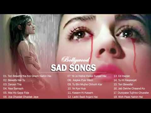 हिन्दी दर्द भरे गीत - Hindi Sad Songs | प्यार में बेवफाई का सबसे दर्द भरा गीत  | 90s Evergreen Songs