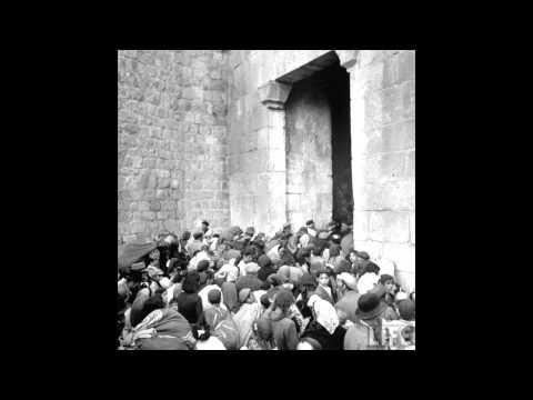 Old City of East Jerusalem - 1967 war