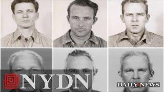 New Photo Shows Legendary 1962 Alcatraz Escapees in Brazil