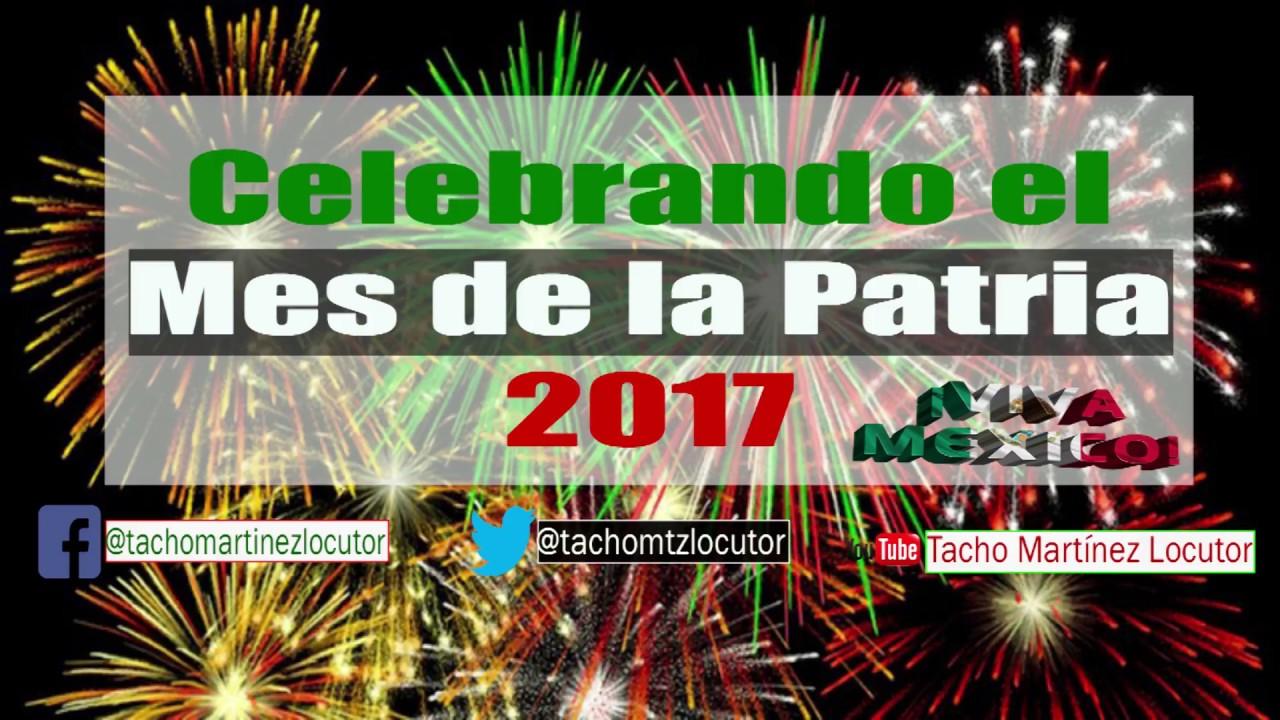 Septiembre Mes De La Patria Audio Frases Orgullo Mexicano