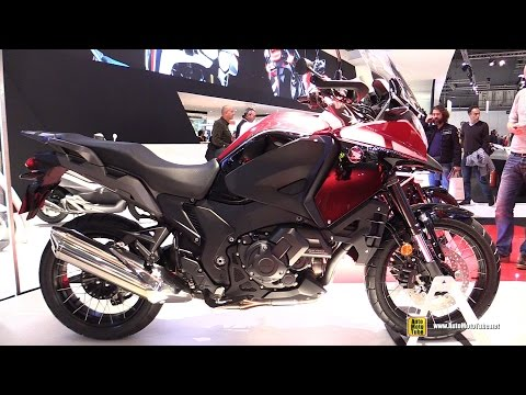 2016 Honda Crosstourer DCT 1250 - Walkaround - Debut at 2015 EICMA Milan