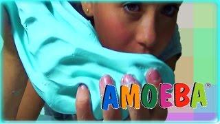 AMOEBA / SLIME SEM COLA, SEM BORAX, SEM BICARBONATO (DIY, COMO FAZER, GELECA, SLIME)