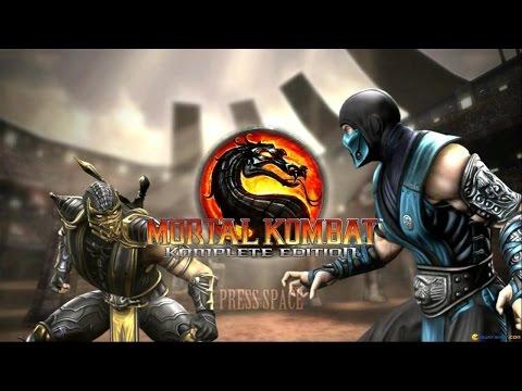 Mortal Kombat Komplete Edition gameplay (PC Game, 2011) thumbnail