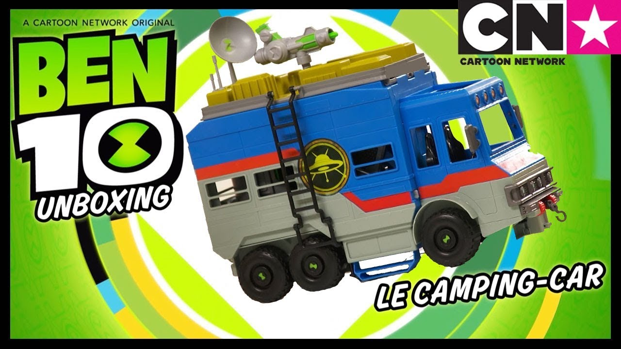 Car Toys Camping Top Tv Ben Pop 10 iZTXuPOk