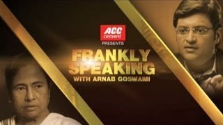 Frankly Speaking with Mamata Banerjee - Full Interview