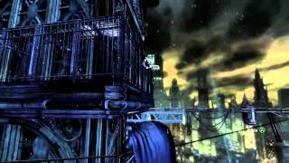 Batman: Arkham City - Gotham Base Jumper