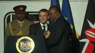 France - Kenya : 3 milliards d'euros de contrats annoncés
