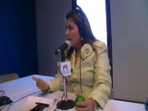 Marisol Argueta de Barillas, Directora del Foro Ec...