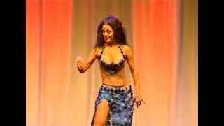 Belly Dance Tabla Solo Improvisation by Yana Dance