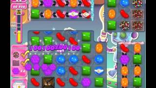 Candy Crush Saga Level 1212 (No booster, 3 Stars)