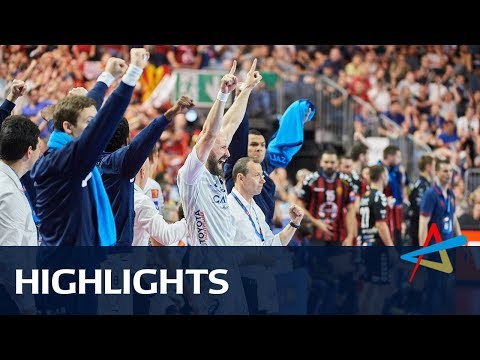 Montpellier HB vs HC Vardar Skopje Highlights | VELUX EHF FINAL4 2018