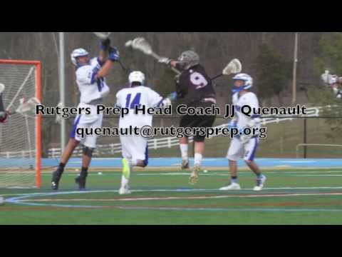 Robert Sullivan Sophomore Year Lacrosse Highlights Rutgers Preparatory School/ Tri-State