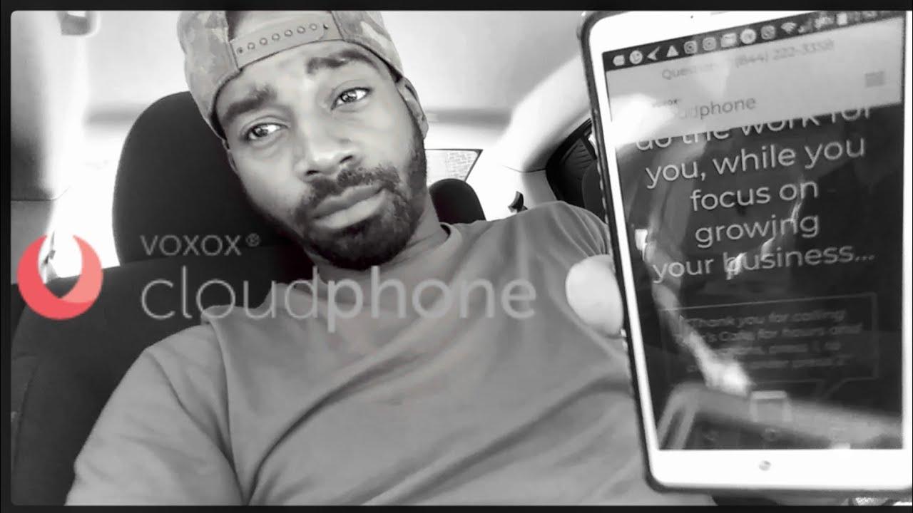CloudPhone Live call demo and affiliate program explained | Voxox CloudPhone Review 2018