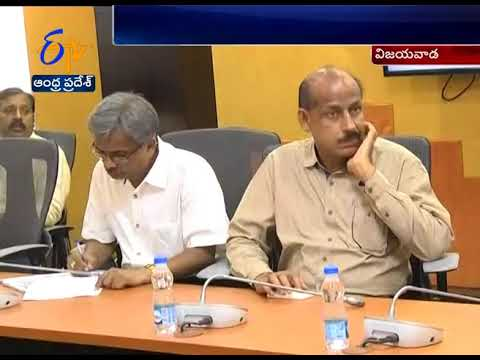CM Chandrababu Has Good Vision on Water Management   Parliamentary Standing Committee