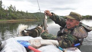 Туризм в Забайкалье. Река Онон.