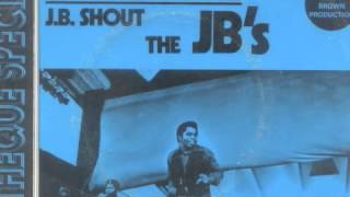 Cover images THE J.B's - J.B. SHOUT (1972)