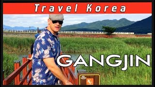 Gangjin!  강진만  South Korea Best Places