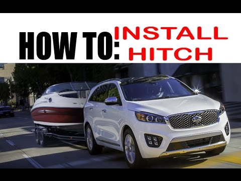 hqdefault diy kia sorento hyundai santa fe tow hitch youtube 2015 Kia Sorento Trailer Wiring Harness at bakdesigns.co