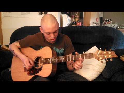 Josh Olson plays Nate Marcy acoustic