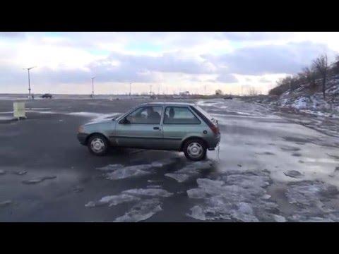 Обзор и Тест-Драйв Ford Fiesta (Форд Фиеста)