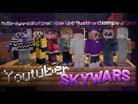 Youtuber Skywars Battle Mit Den Matzen