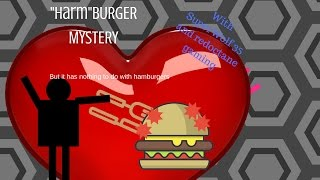 """""""Harm""""Burger, But It Has Absolutely Nothing To Do With Hamburgers 