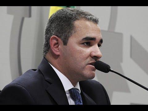 Indicação de Rodrigo Aguiar para diretor da ANS segue para o Plenário