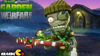 Plants Vs. Zombies: Garden Warfare - Best Sniper in the Zombie World