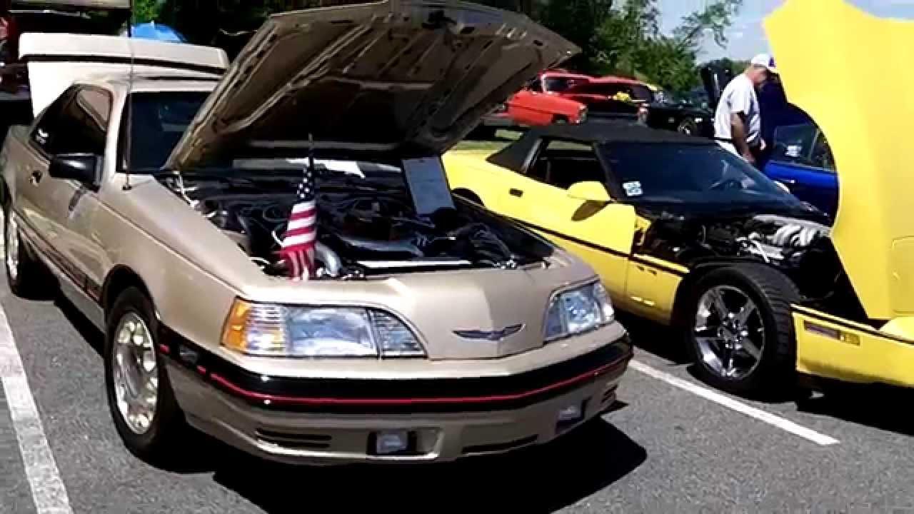 1987 Ford Thunderbird Turbo Coupe  YouTube