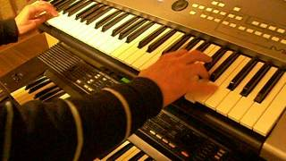 Turn it on again Genesis. Tutorial keyboard Serge