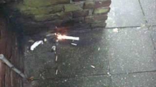 hoe maak je een rookbom??