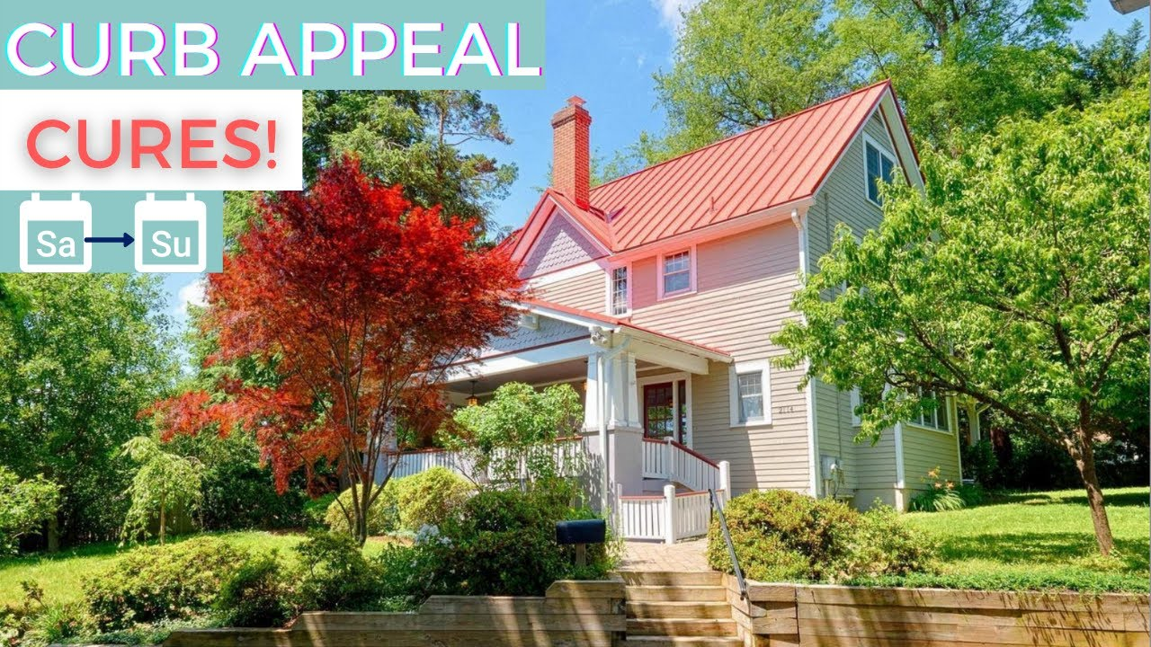 Amp Up Your Curb Appeal in 1 Week