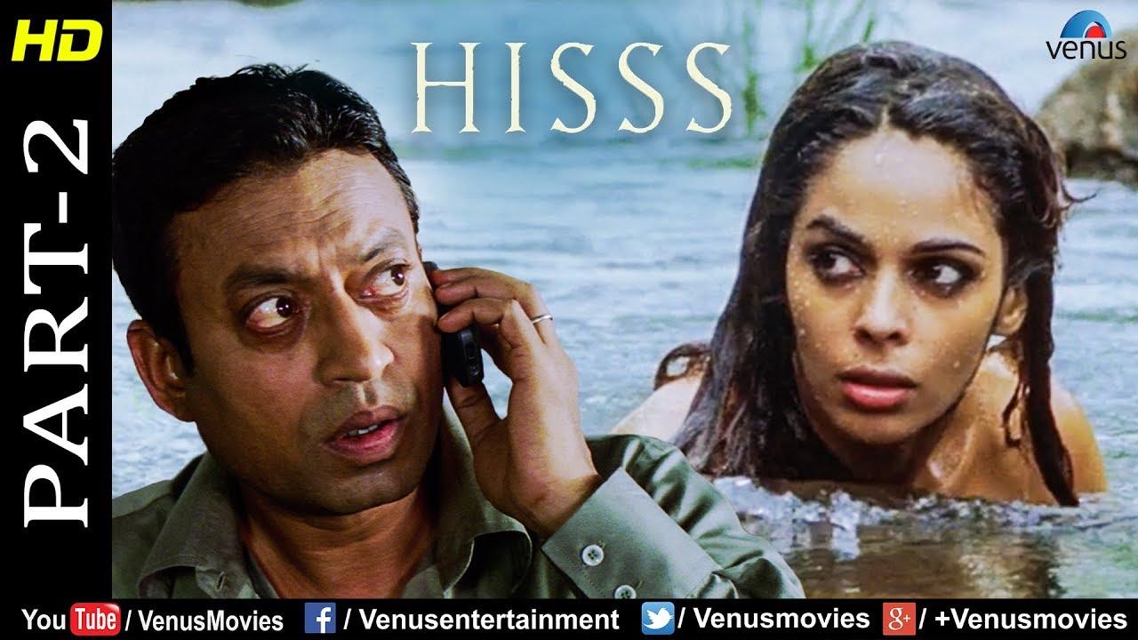 Download Hisss - Part 2   Mallika Sherawat & Irrfan Khan   Naagin   Bollywood Adventure Thriller Movie Scenes