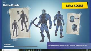 playing some fortnite for entertainment