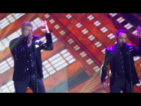 Backstreet Boys Dubai 2018 Show Me The Meaning Of Being Lonely